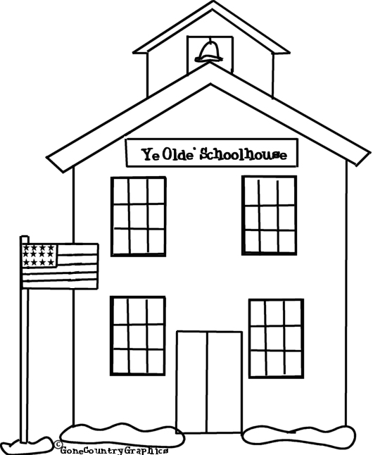school room coloring pages - photo#32